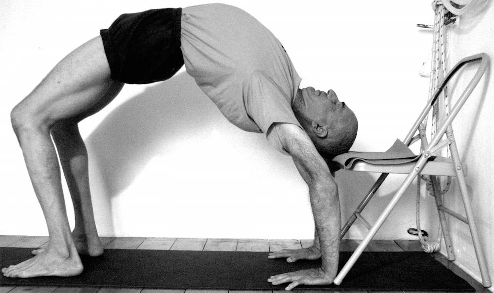 Workshop di Eyal Shifroni ad Arte Yoga
