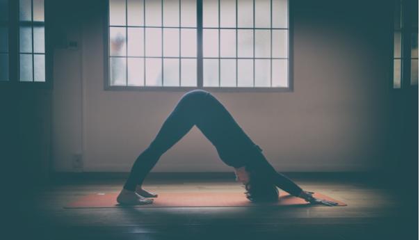 Le posizioni Yoga: Adho Mukha Svanasana